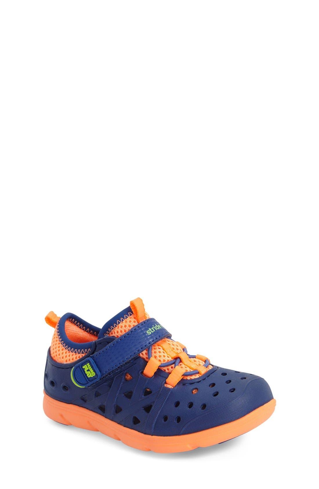 Stride Rite 'Made2Play® Phibian' Sneaker (Baby, Walker, Toddler & Little Kid)