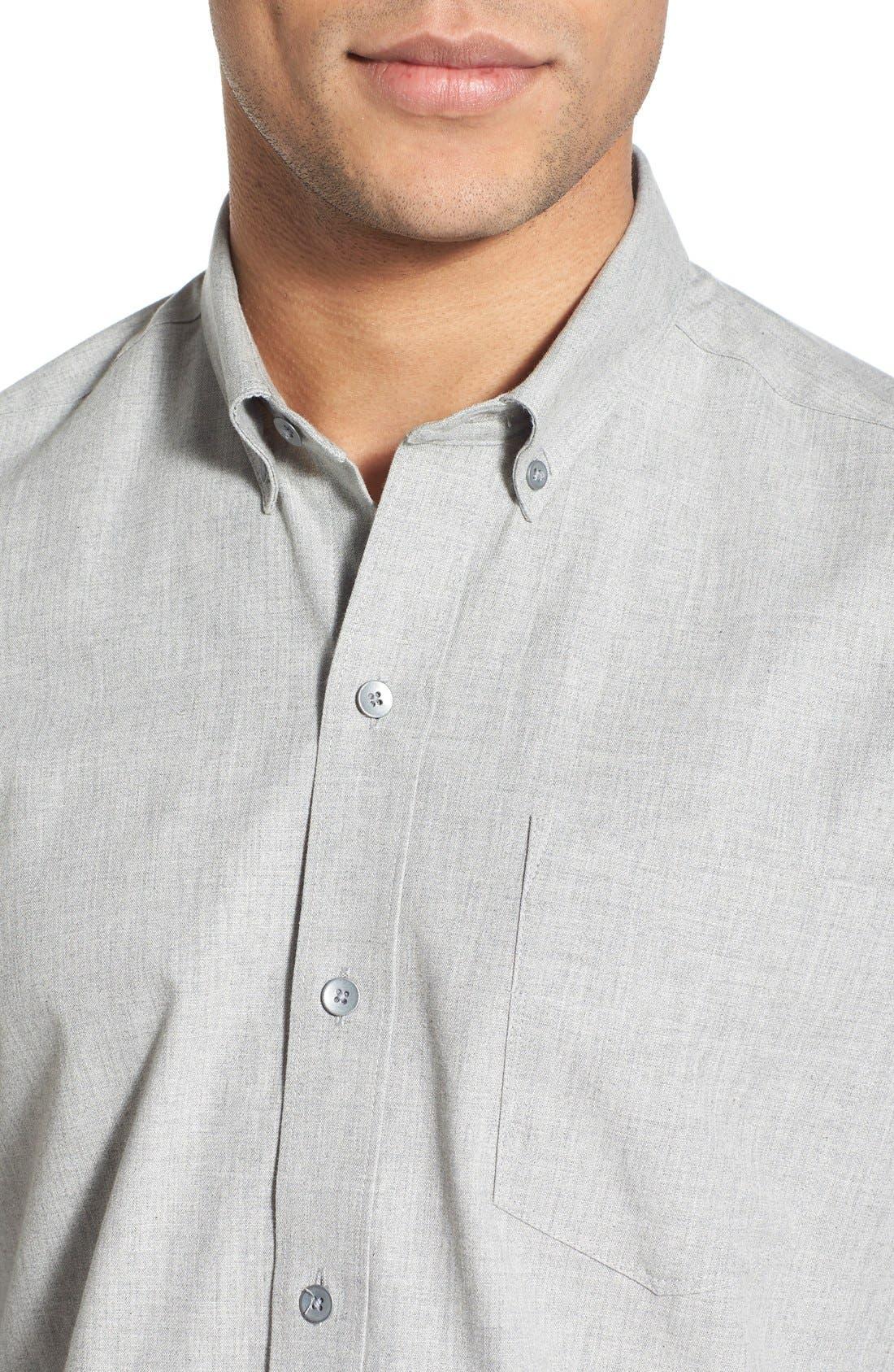 Alternate Image 2  - W.R.K 'Reworked' Trim Fit Sport Shirt