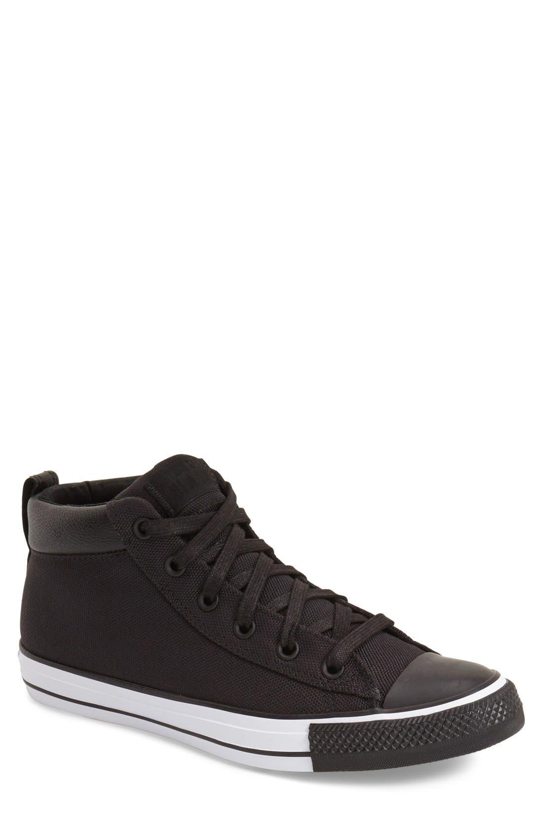 Alternate Image 1 Selected - Converse Chuck Taylor® All Star® 'Street' High Top Sneaker (Men)