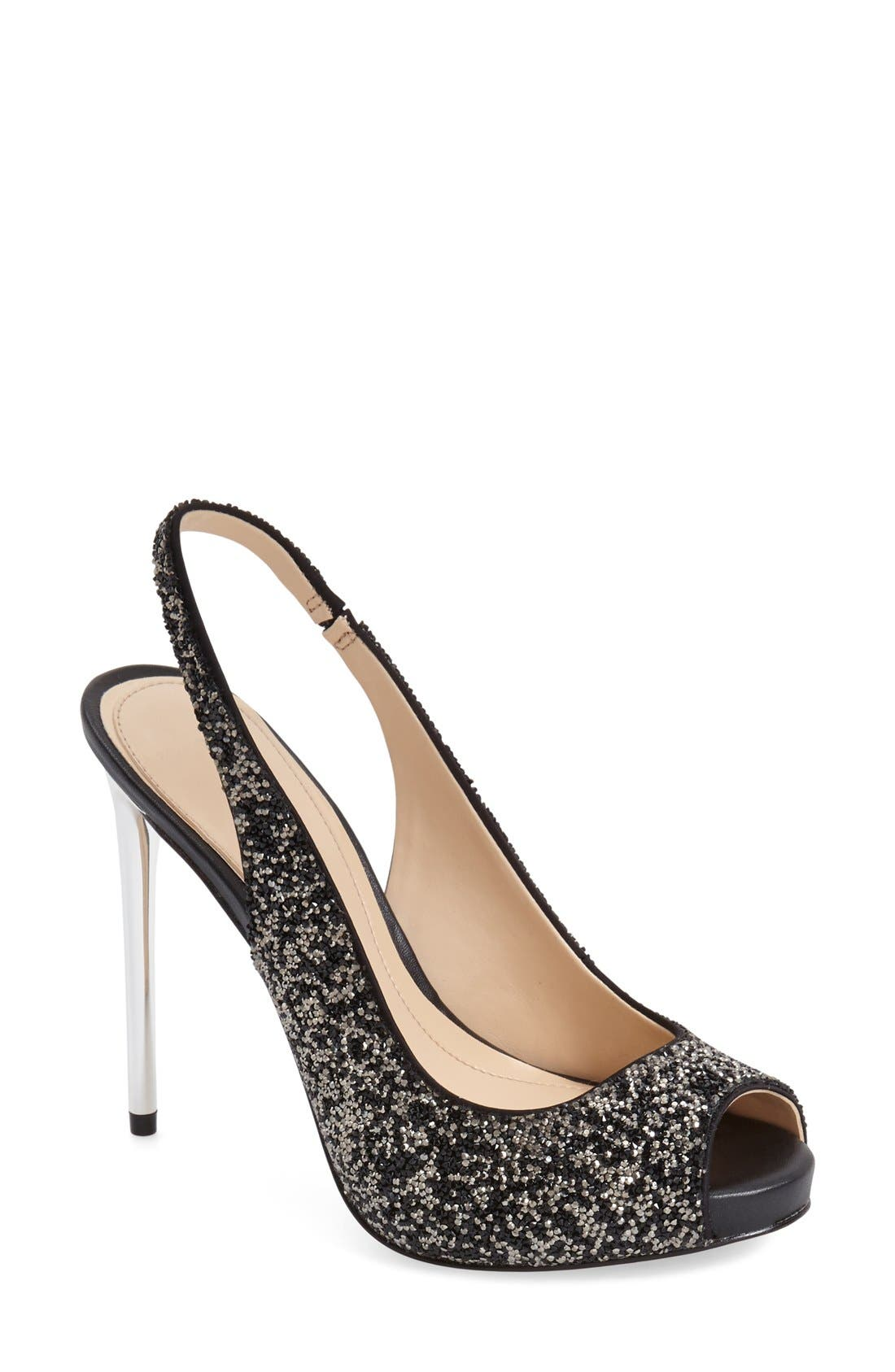 IMAGINE BY VINCE CAMUTO Imagine Vince Camuto Pavi Slingback Peep Toe Pump