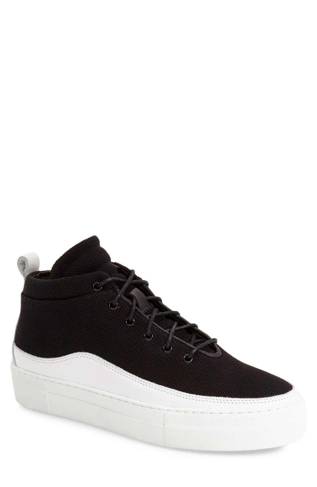 Public School 'Braeburn' High Top Sneaker (Men)