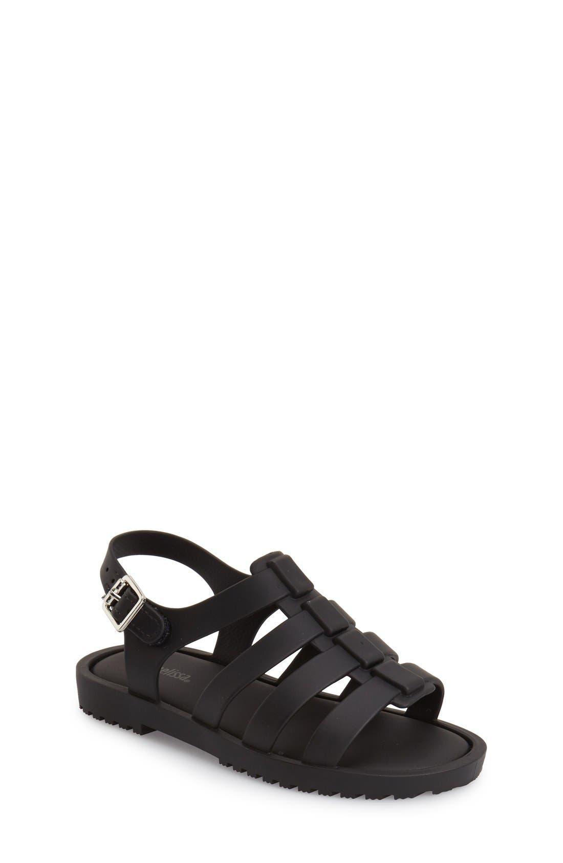 'Flox' Sandal,                         Main,                         color, Black