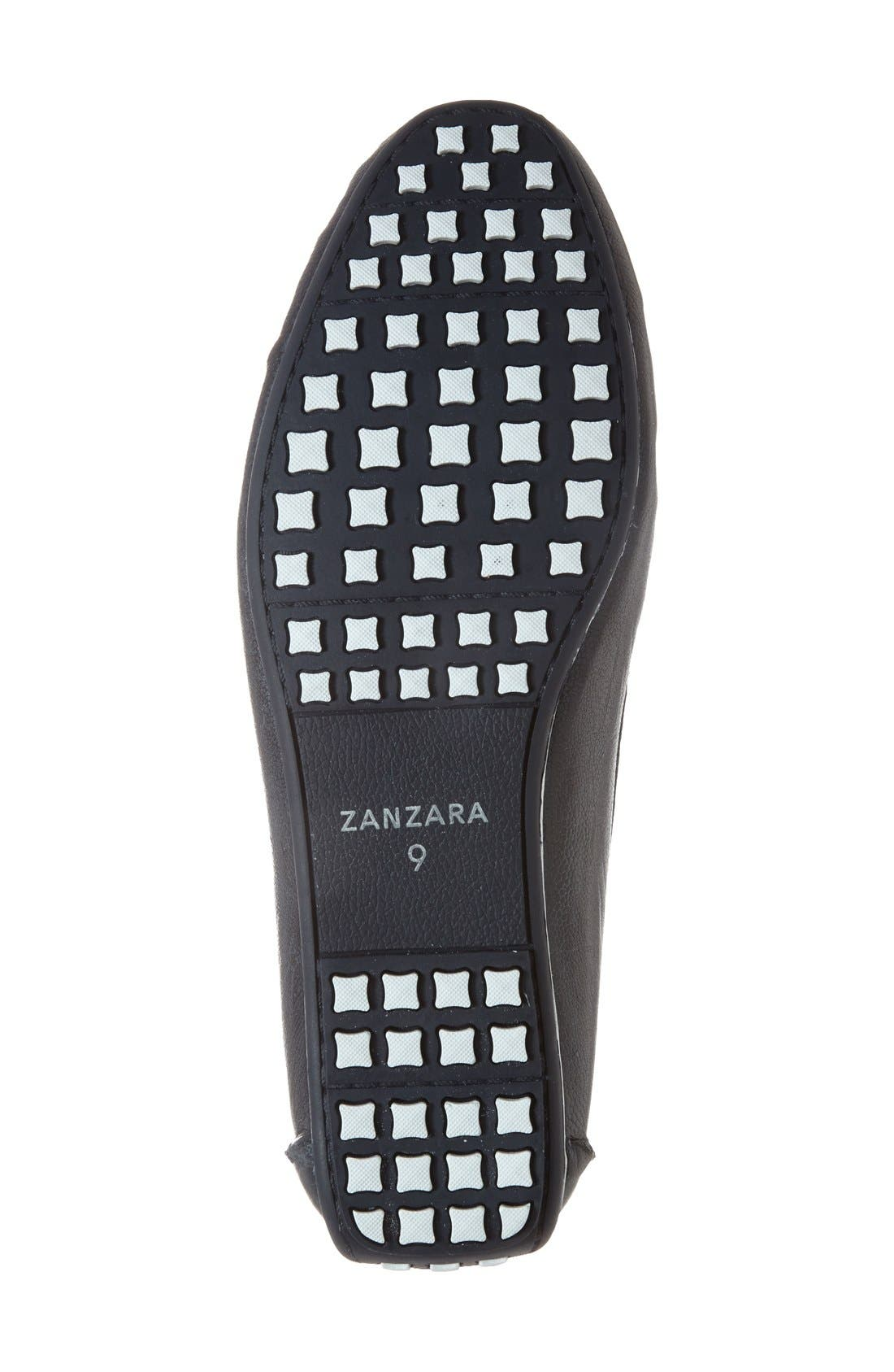 Alternate Image 2  - Zanzara 'Rembrandt' Driving Loafer (Men)