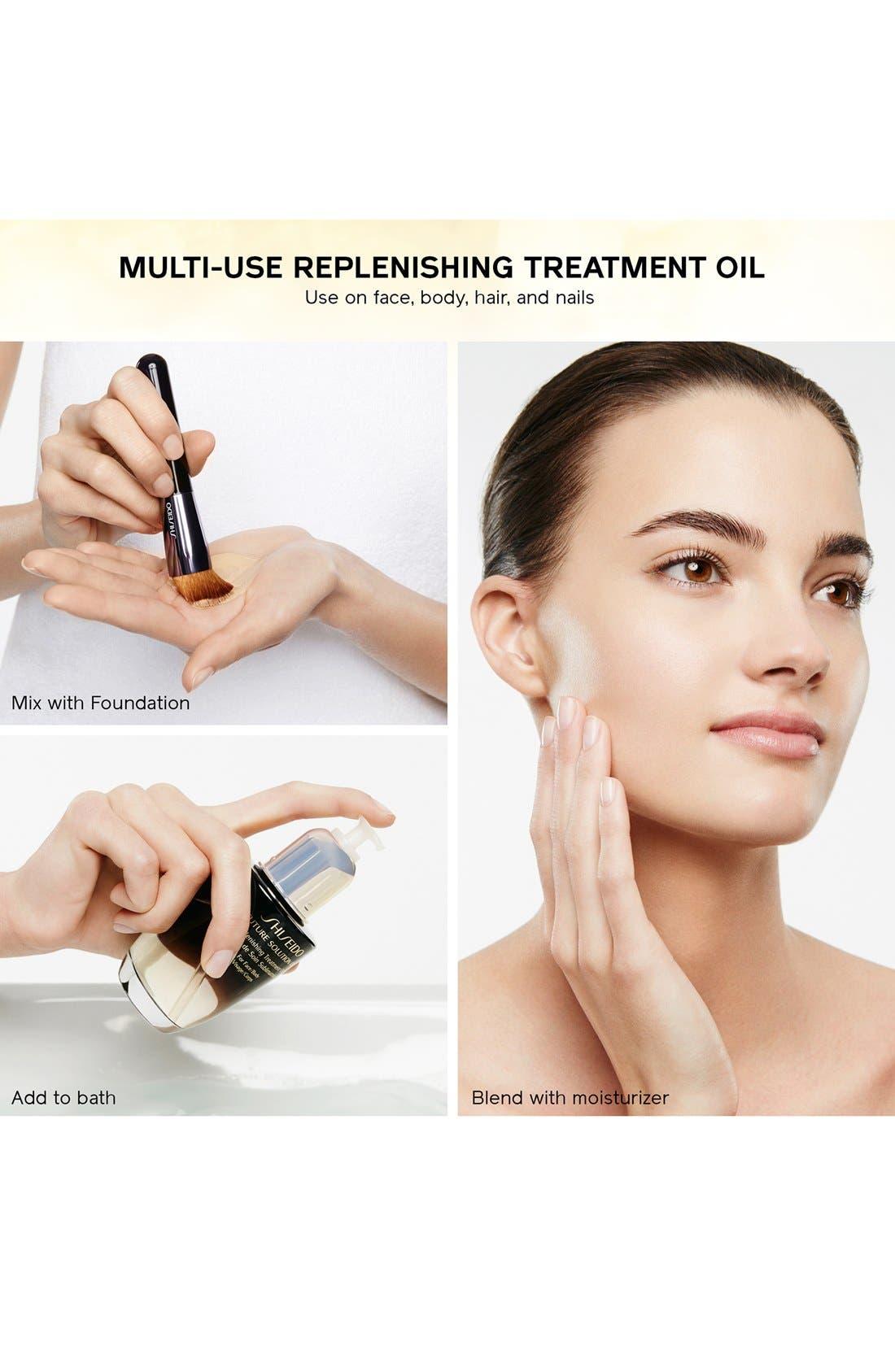 'Future Solution LX' Replenishing Treatment Oil,                             Alternate thumbnail 3, color,                             No Color