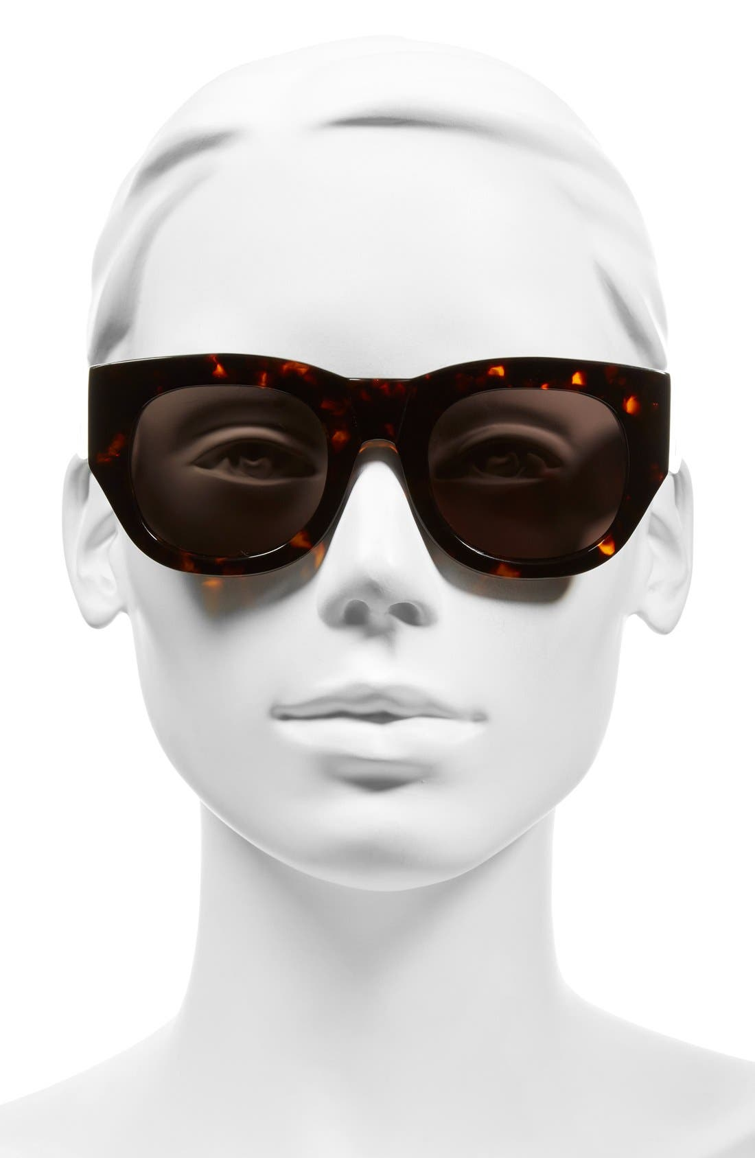 Alternate Image 2  - VALLEY Void 50mm Sunglasses