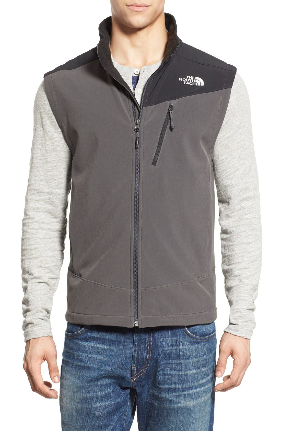 THE NORTH FACE Apex Shellrock Active Fit Wind Resistant DWR Vest