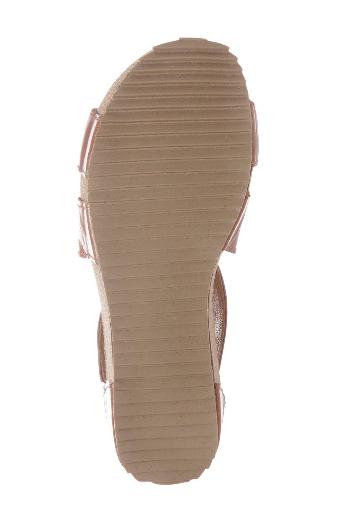 Alternate Image 4  - Josef Seibel 'Meike 05' Wedge Sandal (Women)