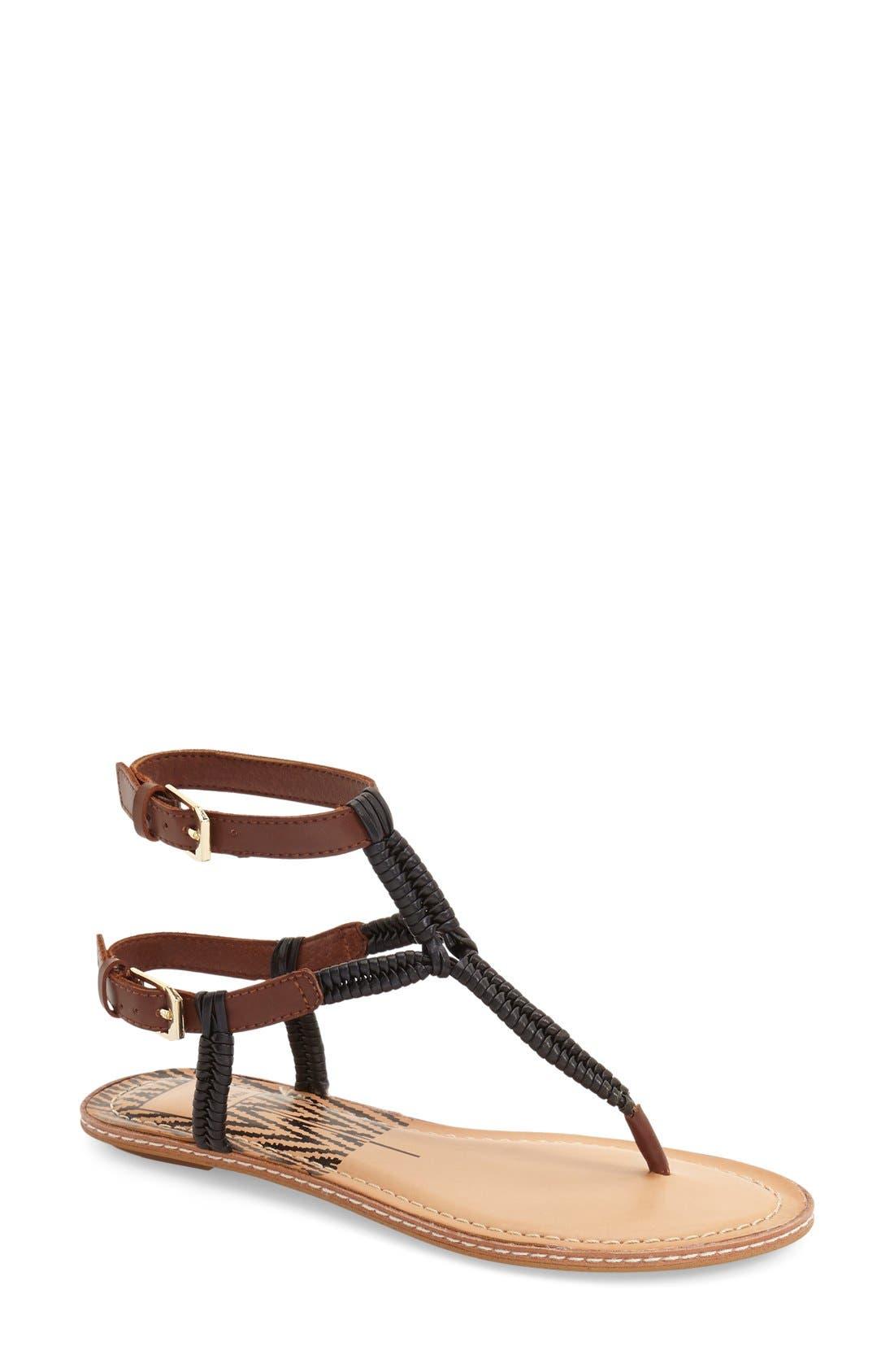 Alternate Image 1 Selected - Dolce Vita 'Kendra' Flat Sandal (Women)