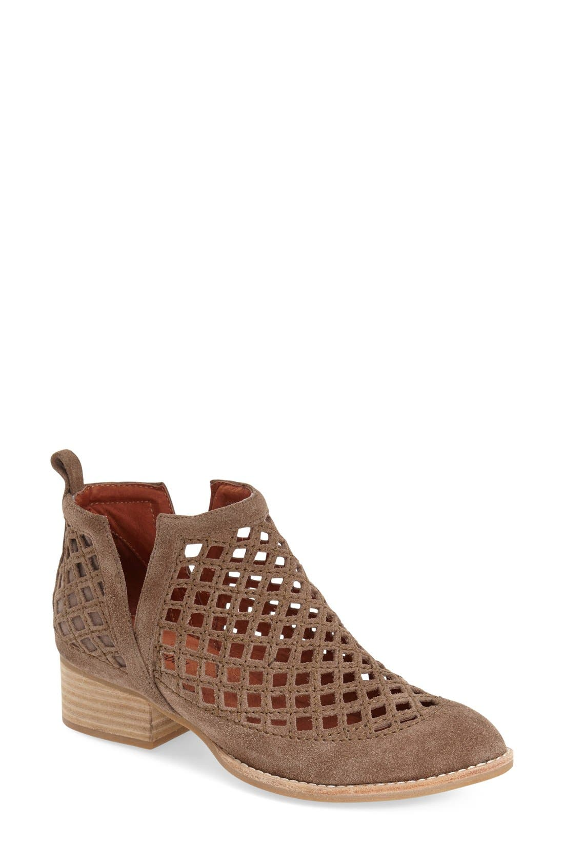 Alternate Image 1 Selected - Jeffrey Campbell Taggart Ankle Boot (Women)