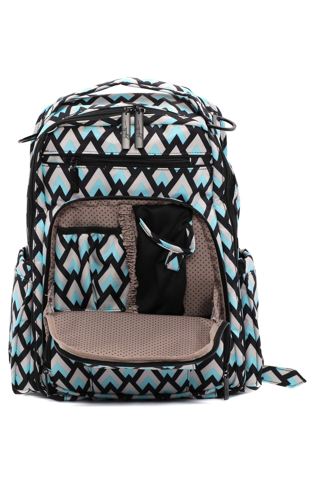 Alternate Image 3  - Ju-Ju-Be 'Be Right Back - Onyx Collection' Diaper Backpack