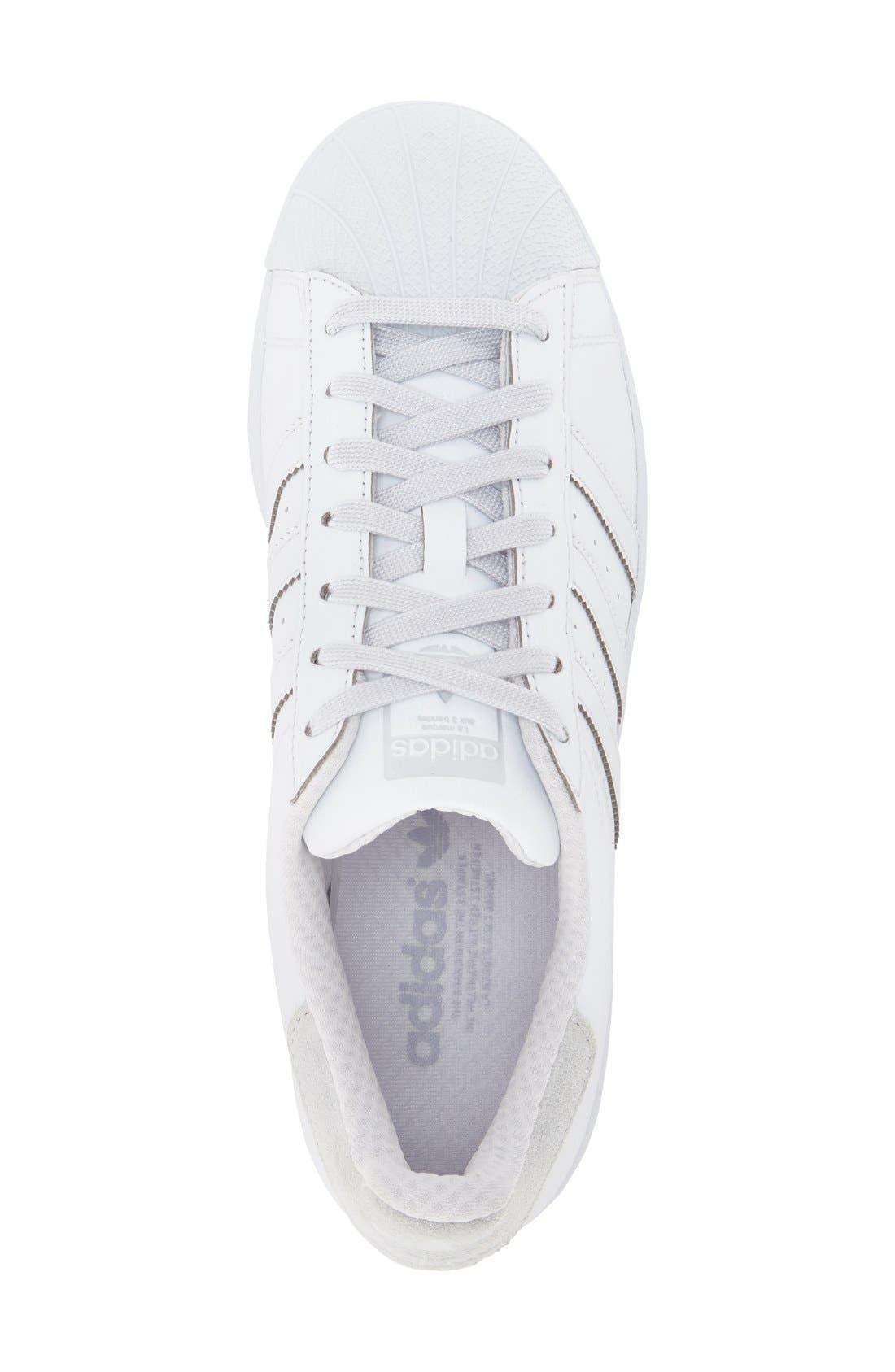 Alternate Image 3  - adidas 'Superstar ADICOLOR' Sneaker (Men)