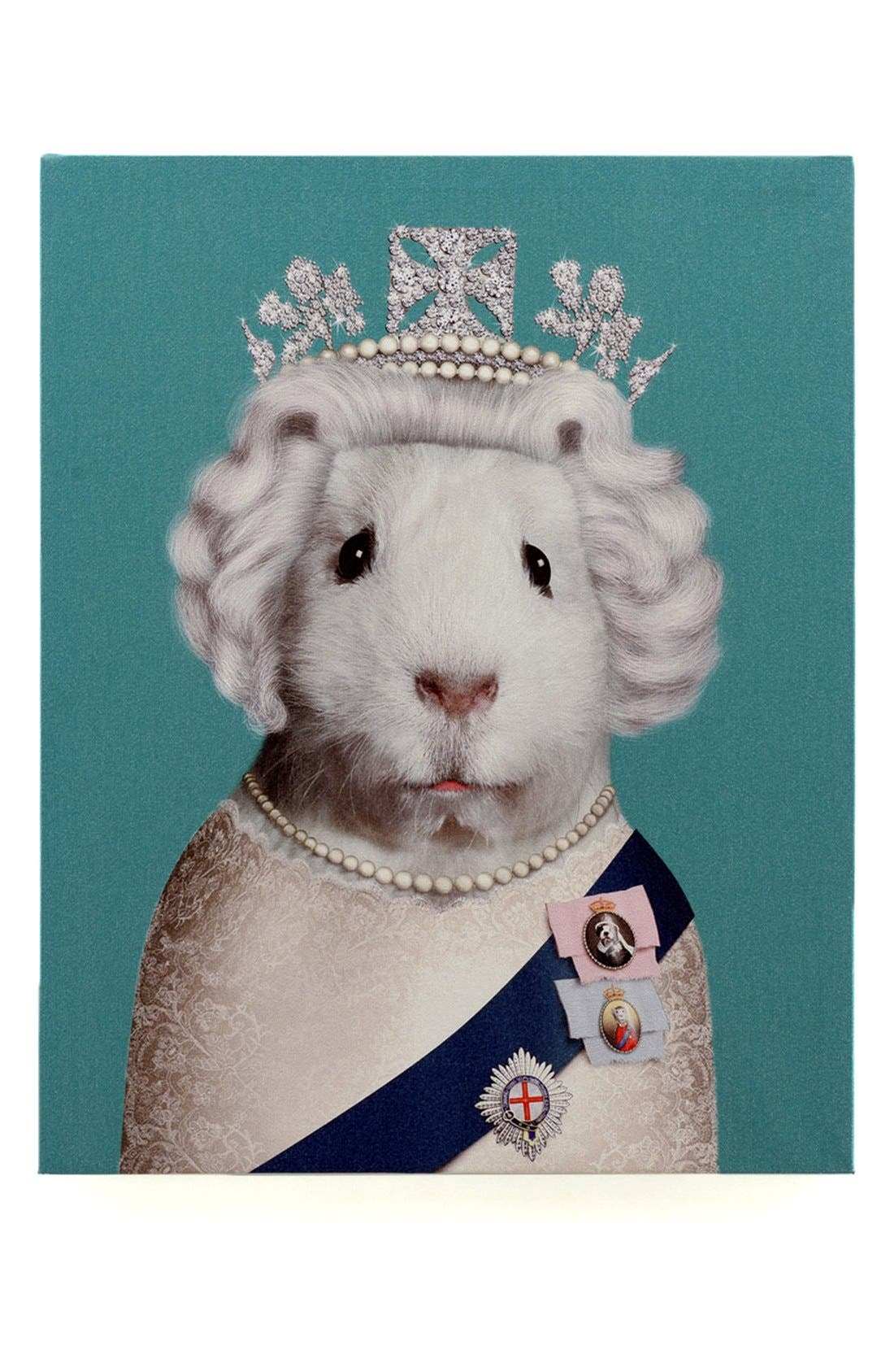 Alternate Image 1 Selected - Empire Art Direct 'Pets Rock™ - HRH' Giclée Wall Art