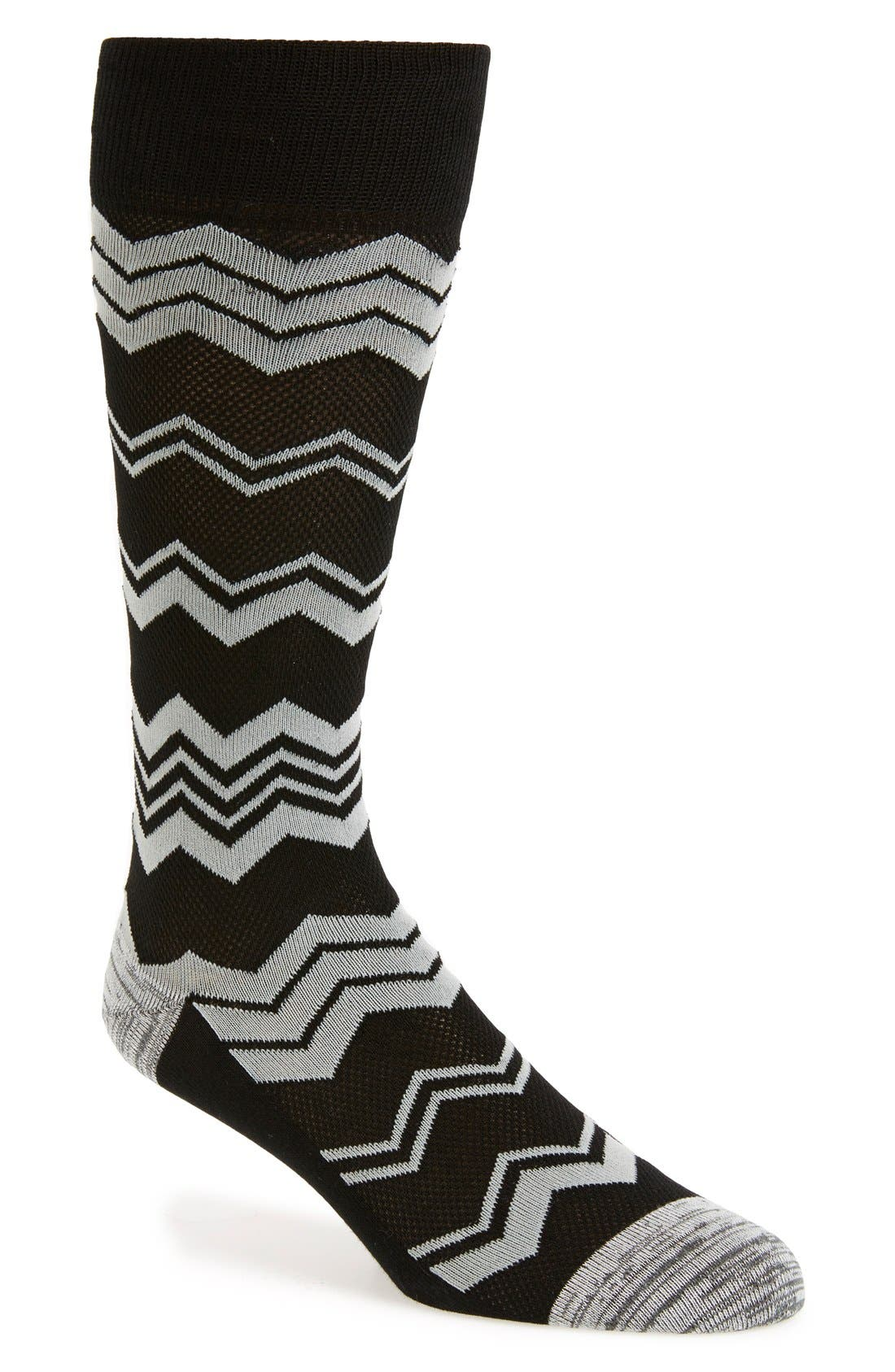 CALIBRATE Chevron Socks
