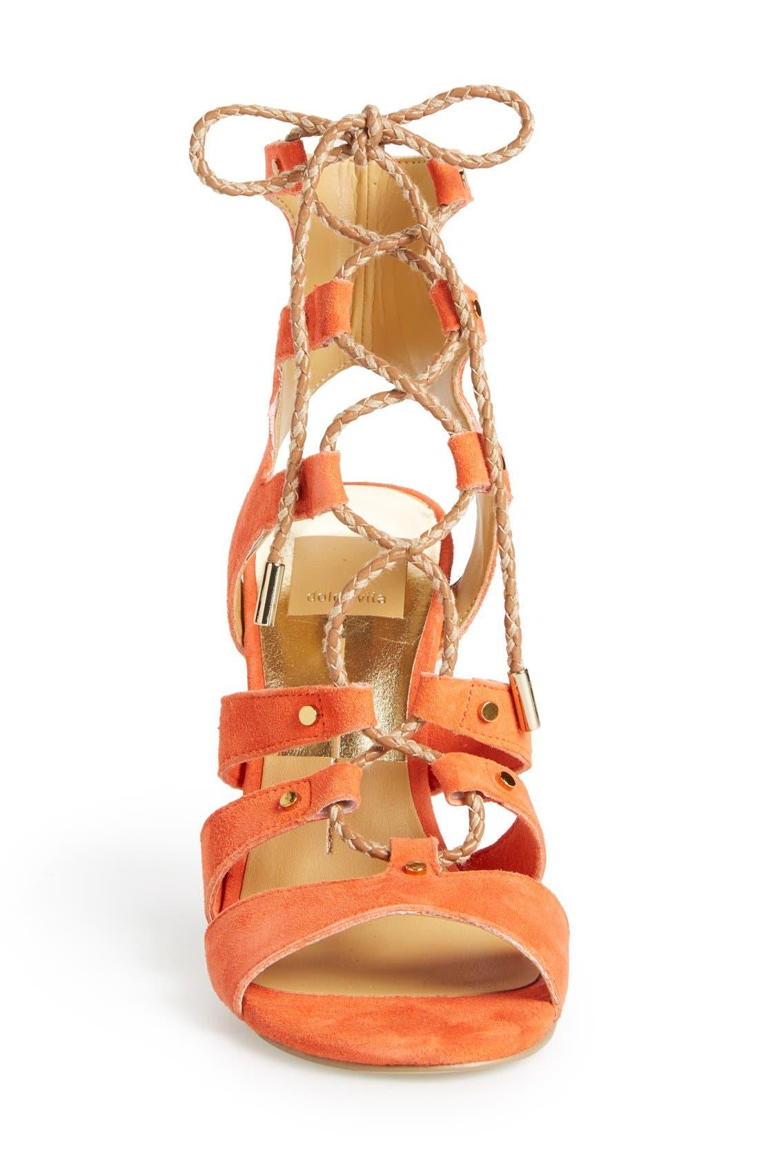 Alternate Image 3  - Dolce Vita 'Howie' Lace-Up Sandal (Women)