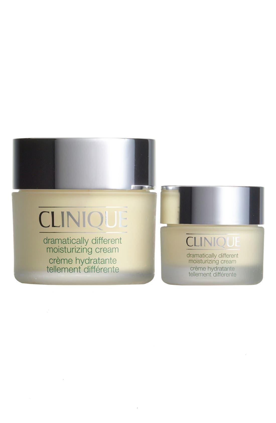 Clinique Big Genius Little Genius Dramatically Different Moisturizing Cream Duo ($61 Value)