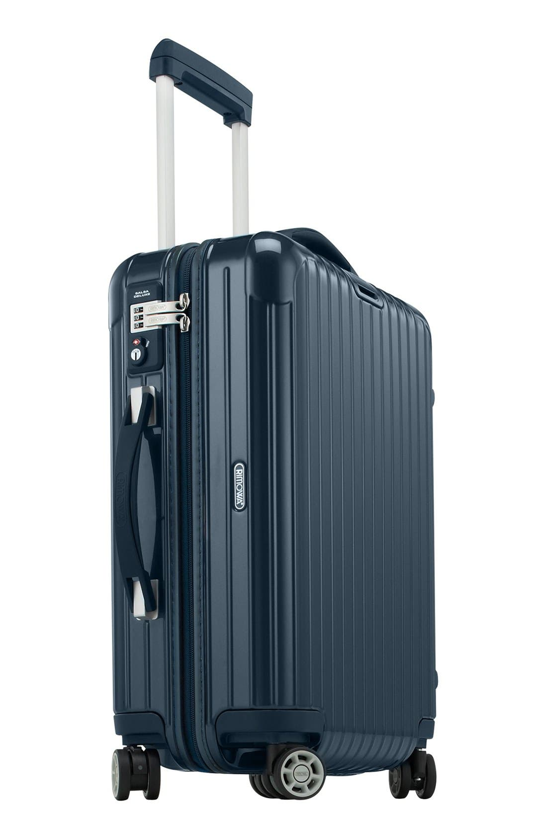 Alternate Image 3  - RIMOWA Salsa 22 Inch Deluxe Cabin Multiwheel® Carry-On