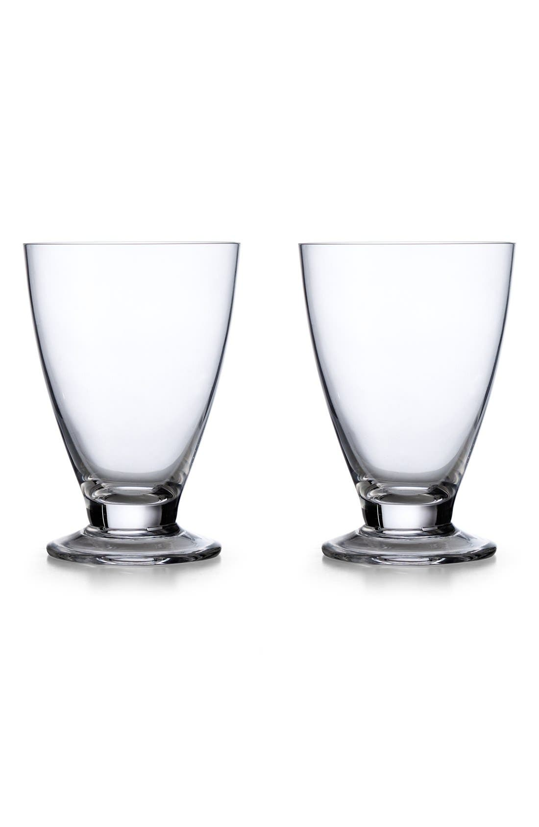 Alternate Image 2  - Nambé 'The Skye Collection' Glass (Set of 2)