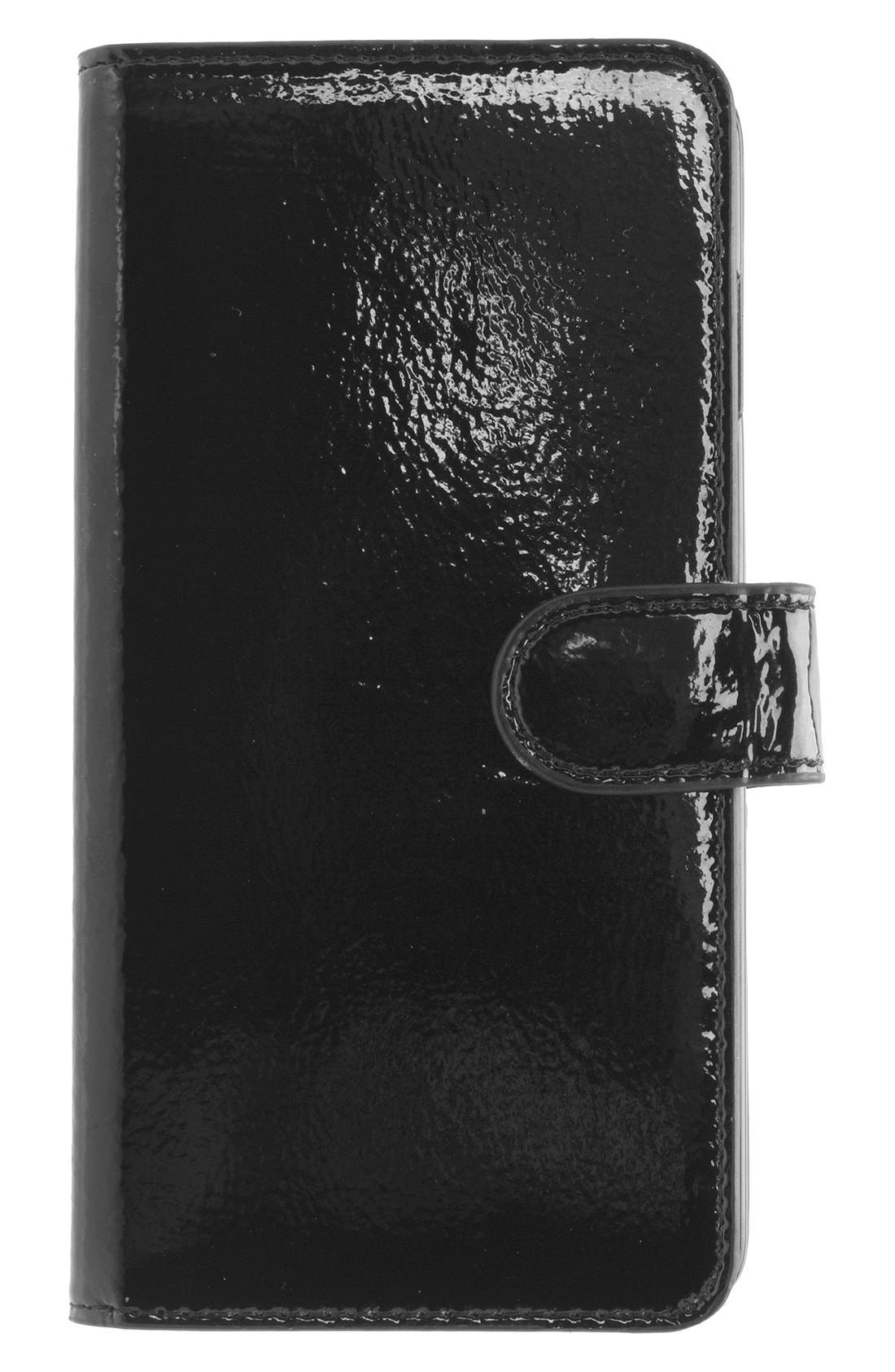 Alternate Image 1 Selected - Mobileluxe iPhone 6 Plus Wallet Case