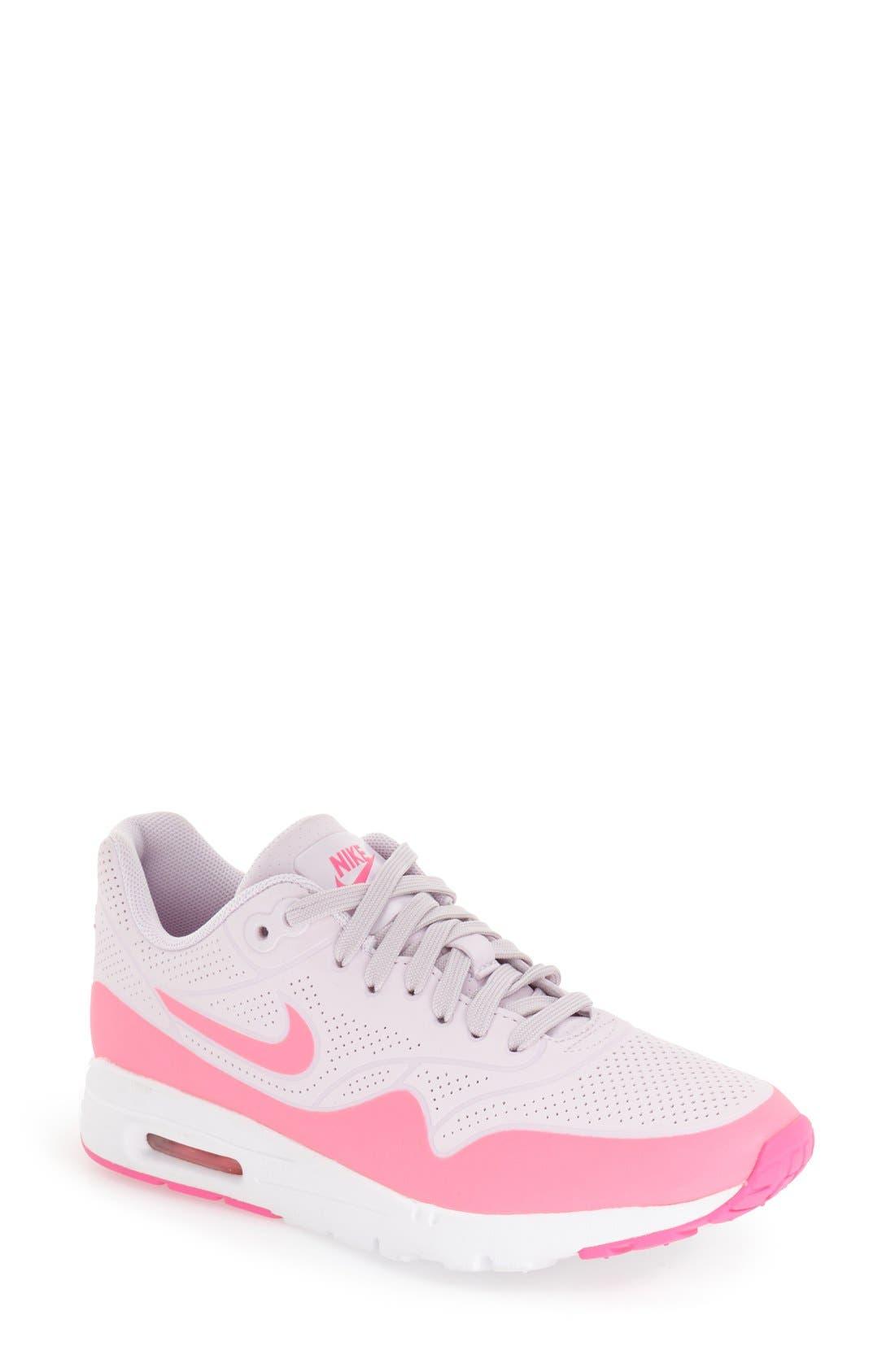 Alternate Image 1 Selected - Nike 'Air Max 1 - Ultra Moire' Sneaker (Women)
