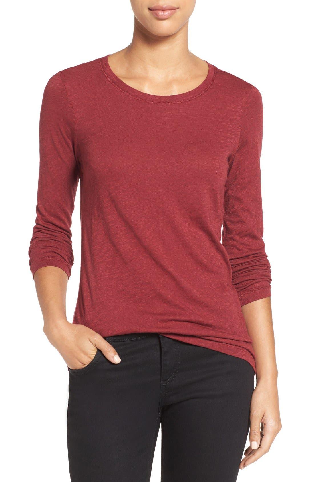 2184dc63cd Women's Long Sleeve Tops | Nordstrom