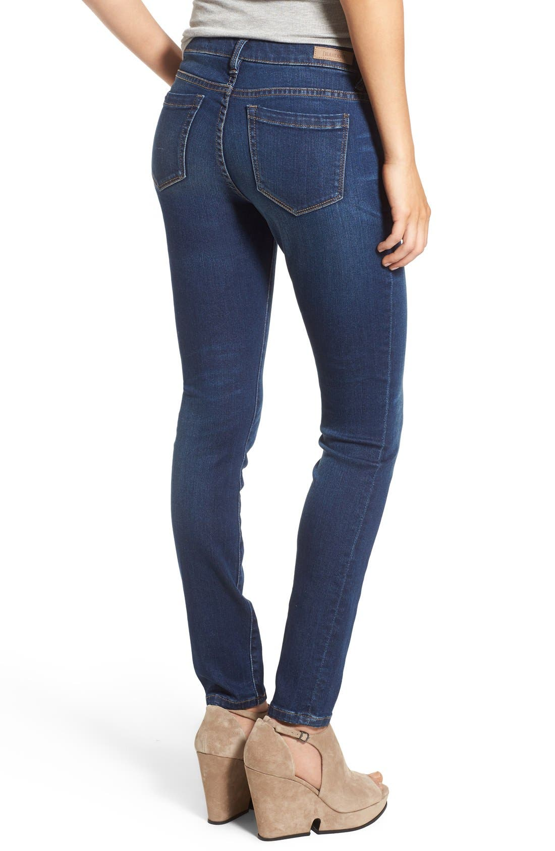 Alternate Image 2  - BLANKNYC 'Buffering' Skinny Jeans (Call it Karma)