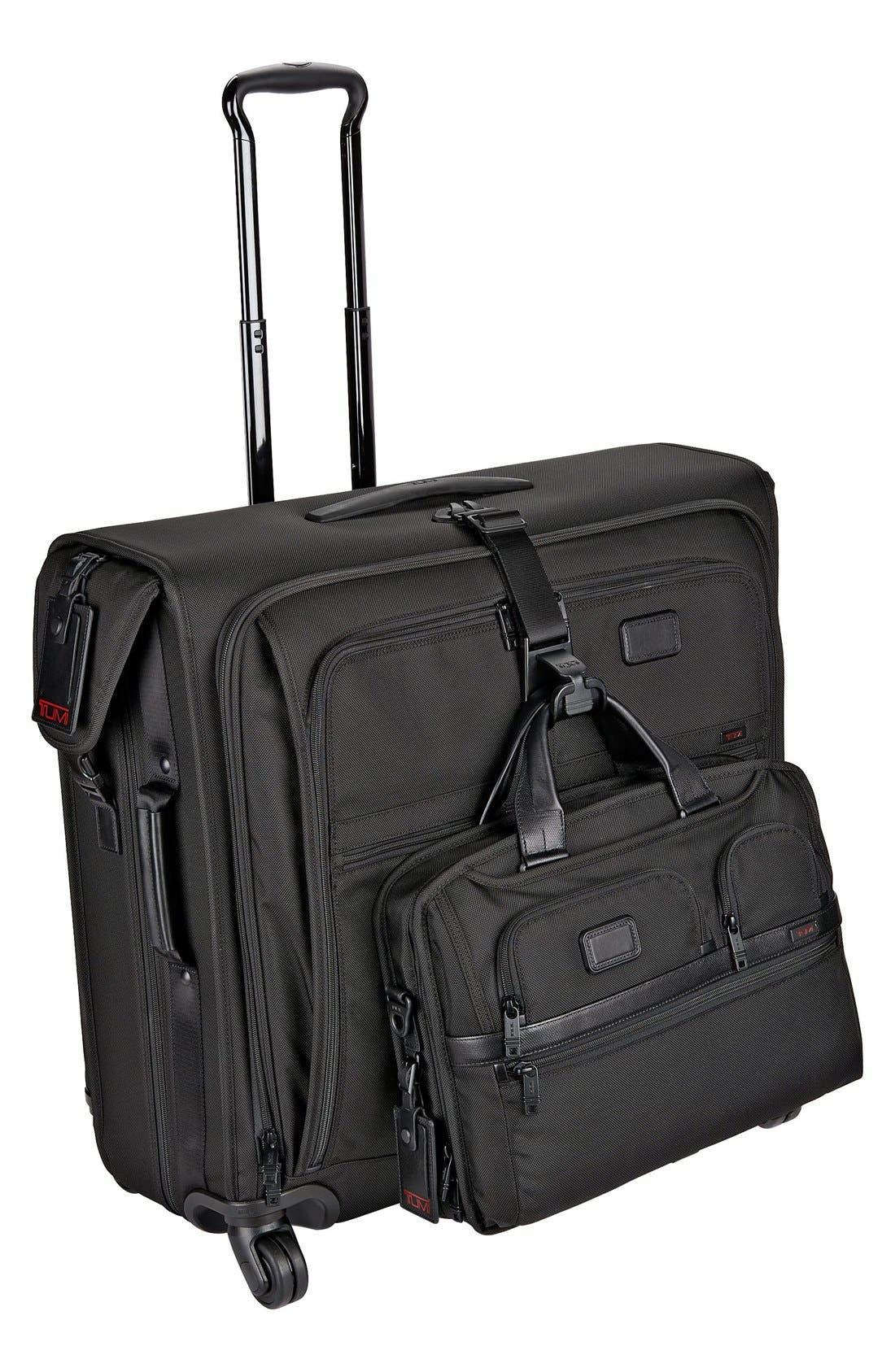 Alternate Image 6  - Tumi Alpha 2 Extended Trip Wheeled Garment Bag