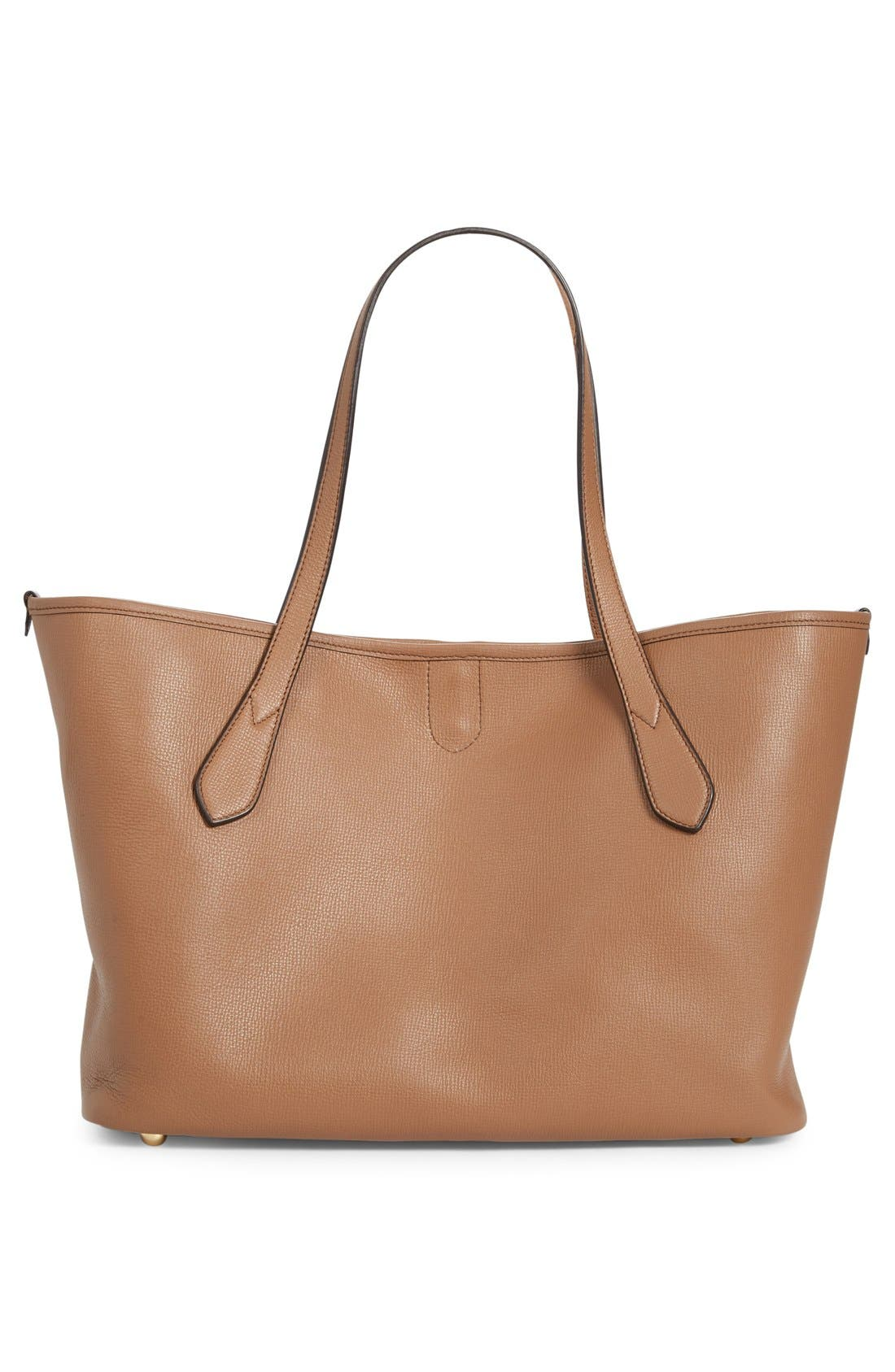 Alternate Image 3  - Burberry 'Medium Honeybrook' Leather Tote