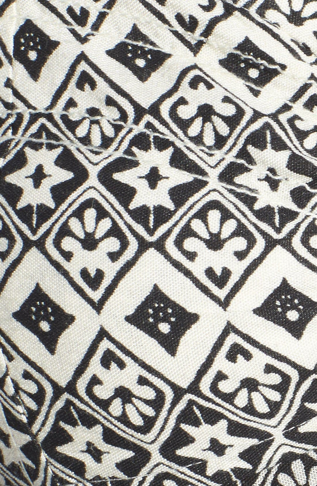 Alternate Image 5  - Roxy 'Starlet' Print Bustier