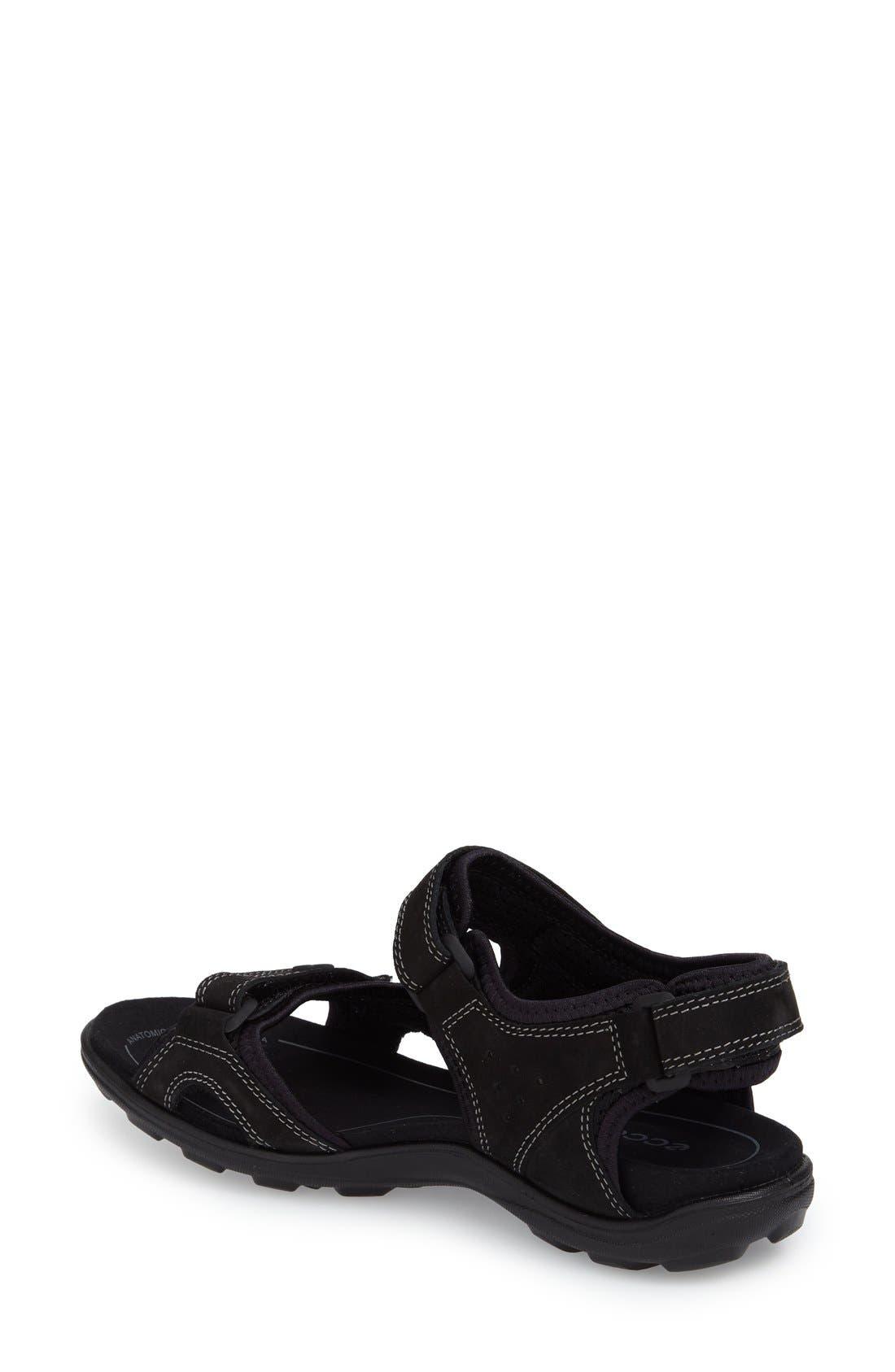 Alternate Image 2  - ECCO 'Kana' Sport Sandal (Women)