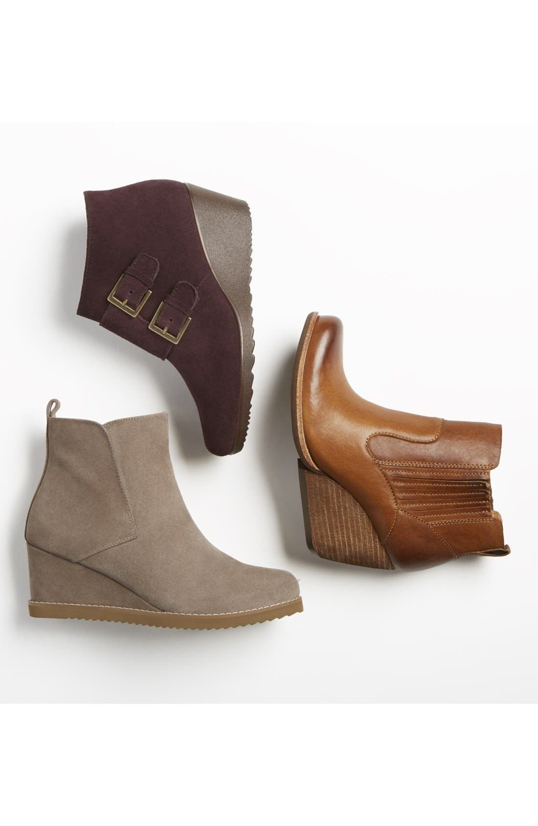 Alternate Image 5  - Kork-Ease® 'Verdelet' Wedge Bootie (Women)