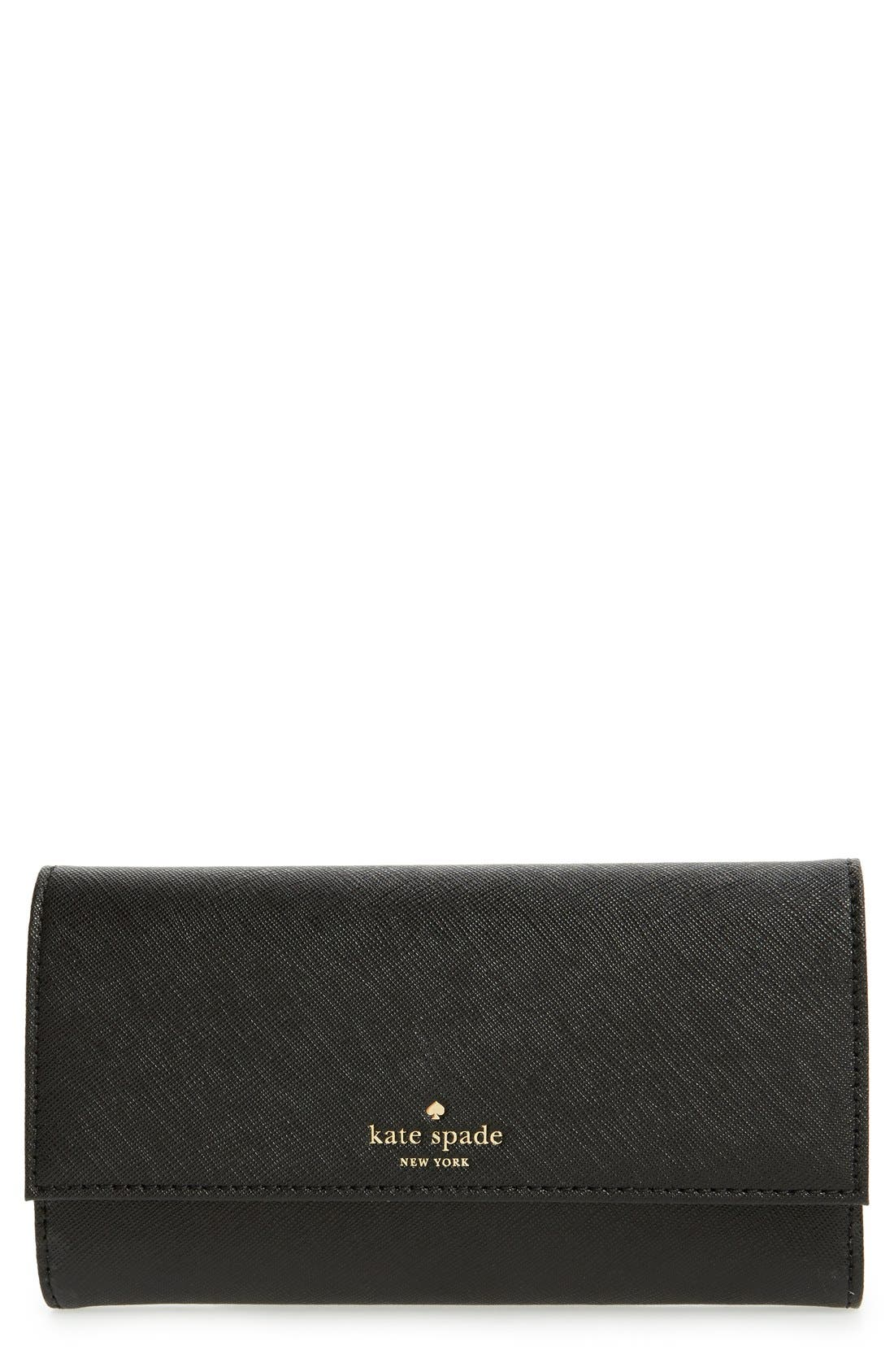 Alternate Image 1 Selected - kate spade new york iPhone 6/6s wallet