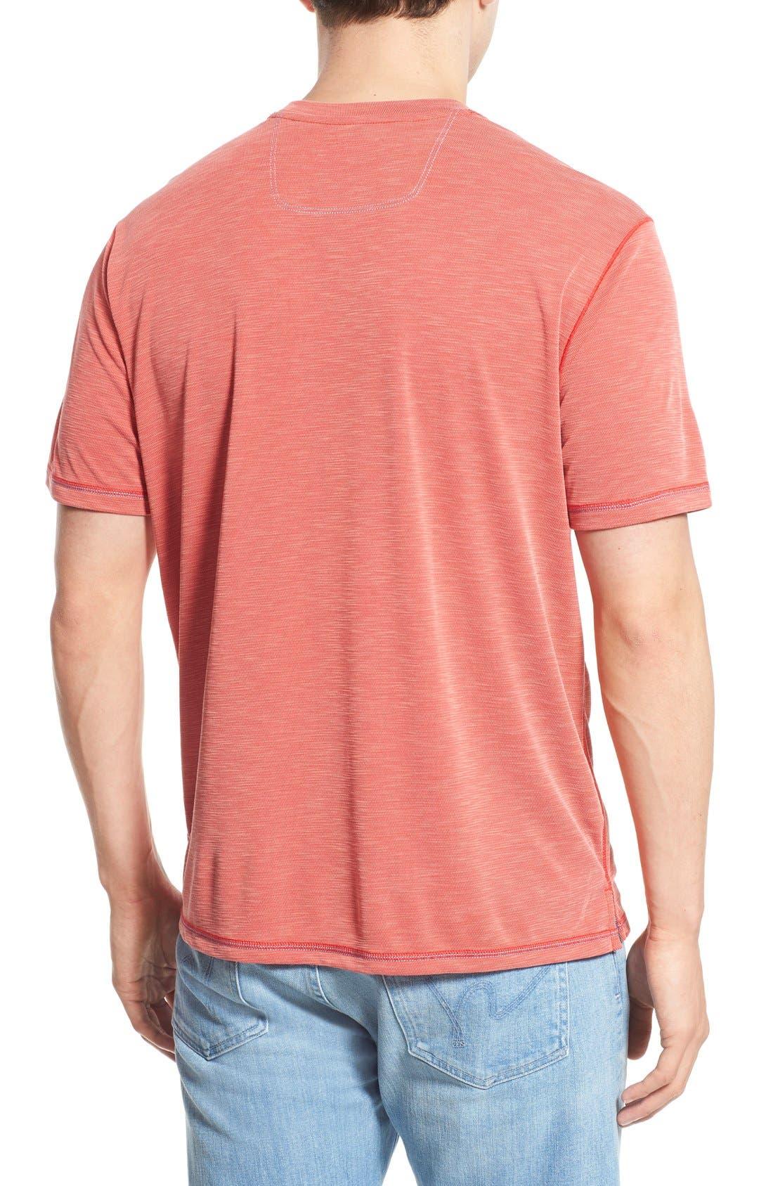 Alternate Image 2  - Tommy Bahama 'Paradise Around' Crewneck T-Shirt