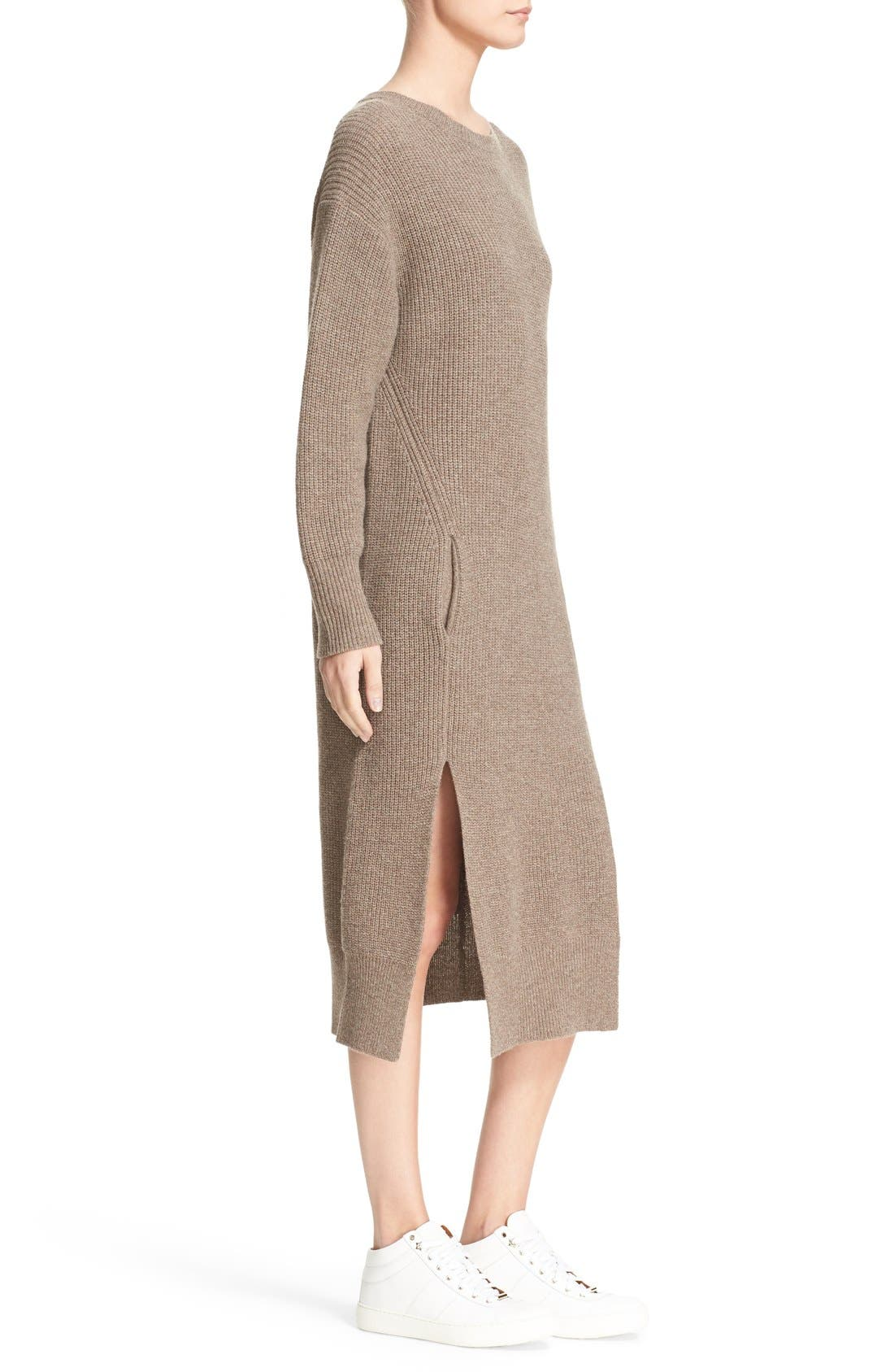 Alternate Image 3  - Sea Wool & Cashmere Midi Sweater Dress