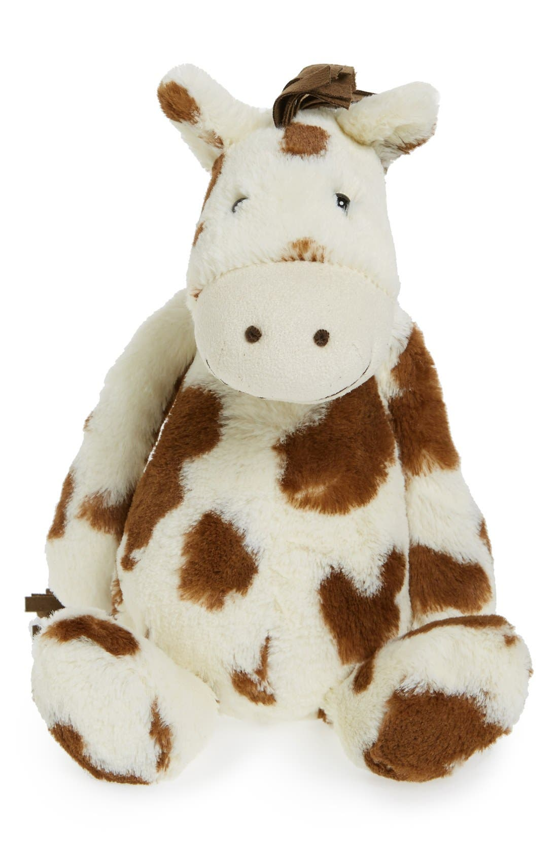 Alternate Image 1 Selected - Jellycat 'Medium Bashful Pony' Stuffed Animal