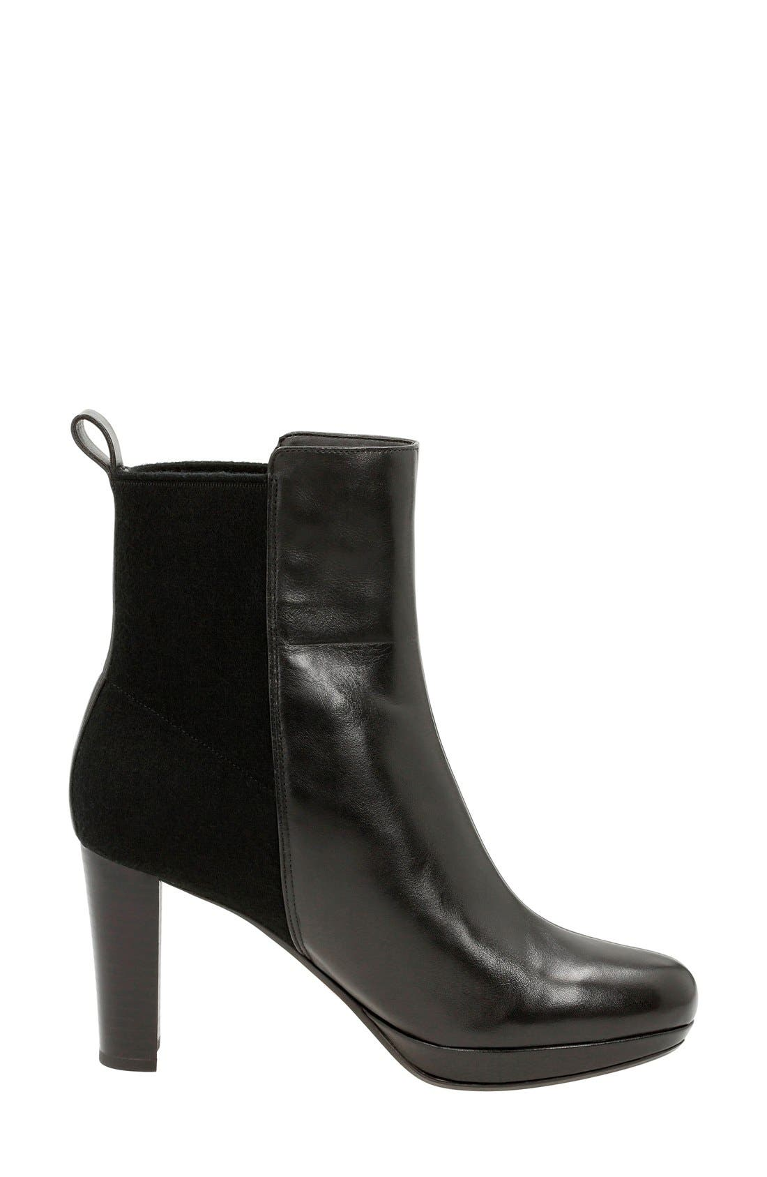Alternate Image 2  - Clarks® 'Kendra Porter' Ankle Boot (Women)