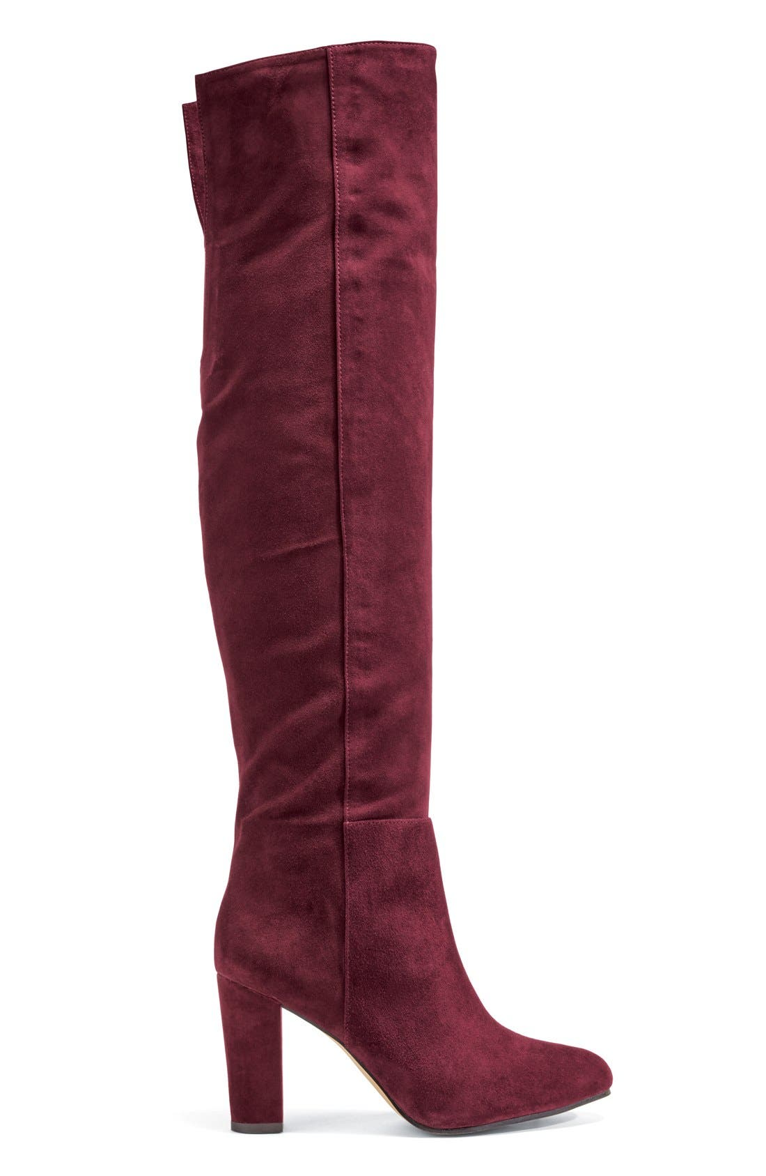 Alternate Image 7  - Halogen® 'Noble' Over the Knee Boot (Women)