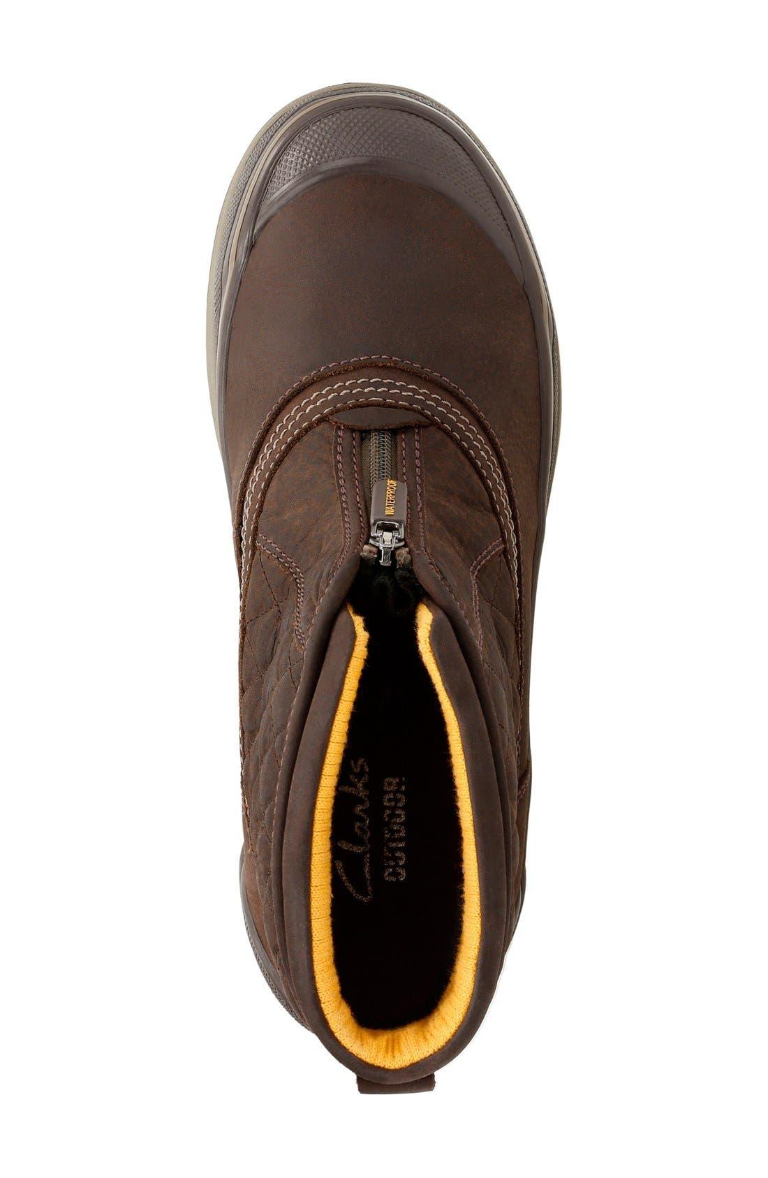 Alternate Image 3  - Clarks® 'Muckers Swale' Waterproof Boot (Women)