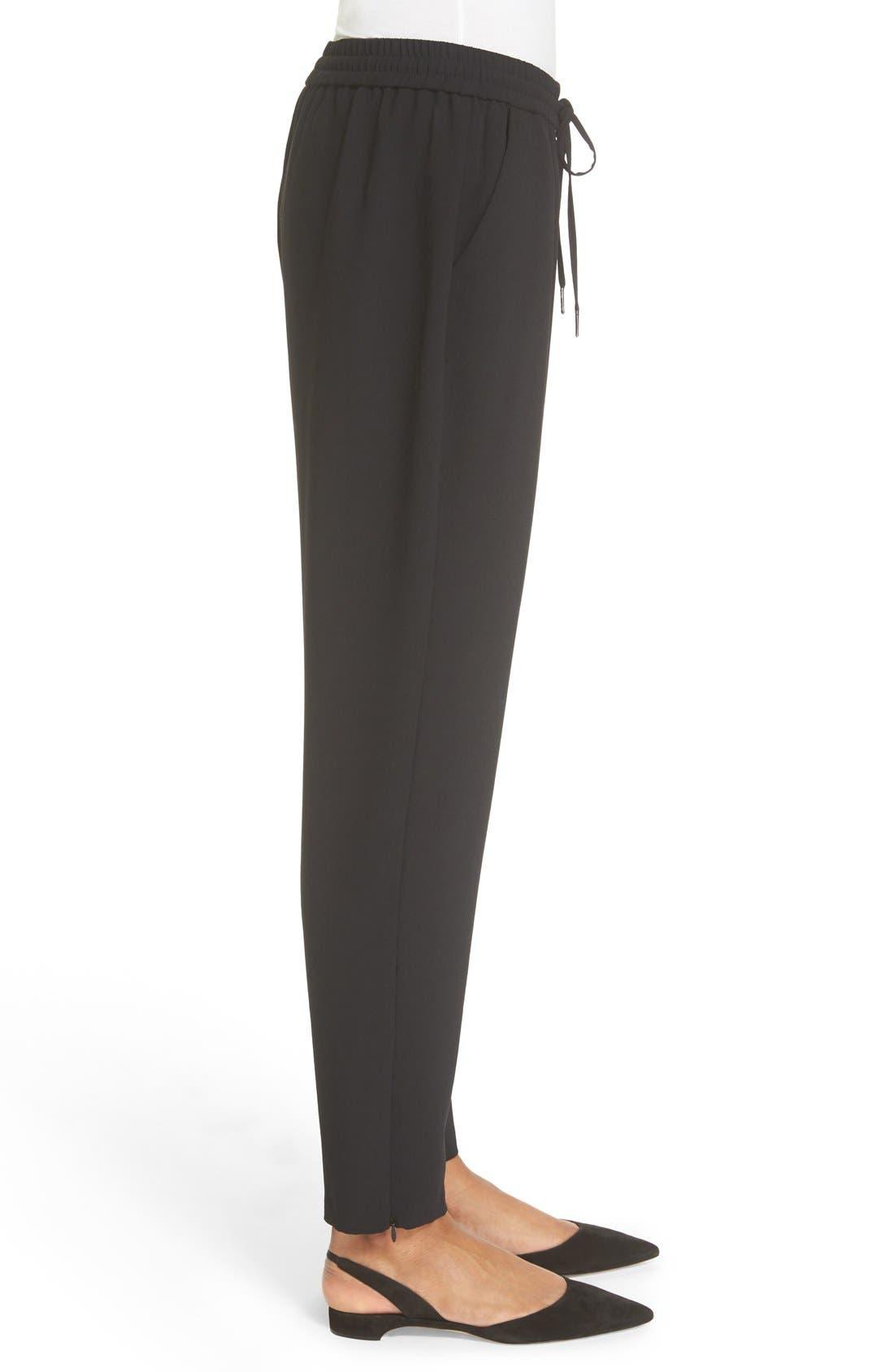 Alternate Image 3  - Joie 'Janeene' Zip Ankle Drawstring Pants