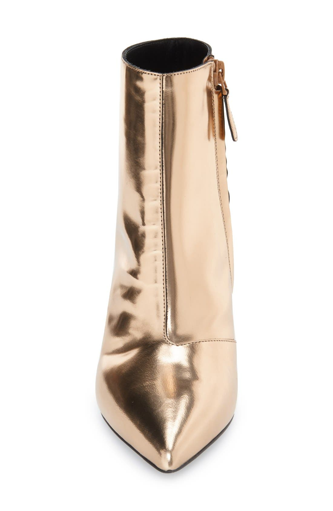 Alternate Image 3  - Balenciaga 'All Time Mirror Effect' Pointy Toe Bootie (Women)