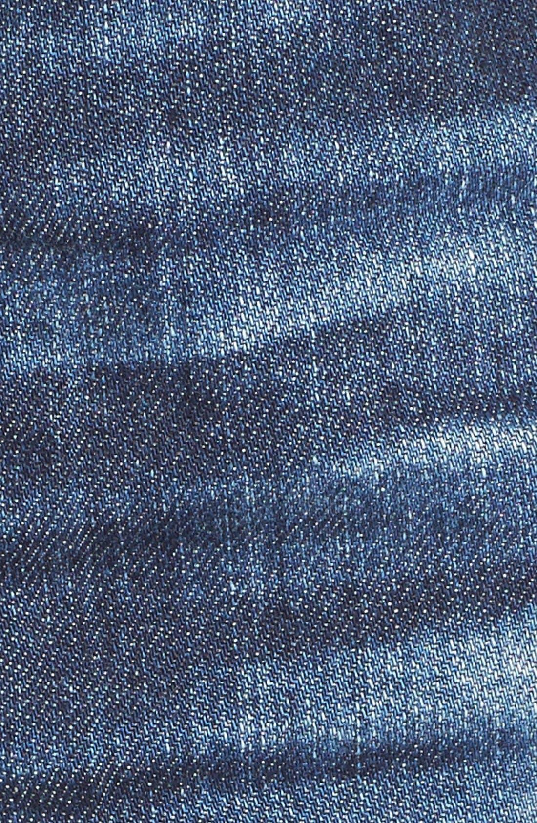 Alternate Image 5  - AG 'Hailey' Denim Shorts (11 Years Sail Away)