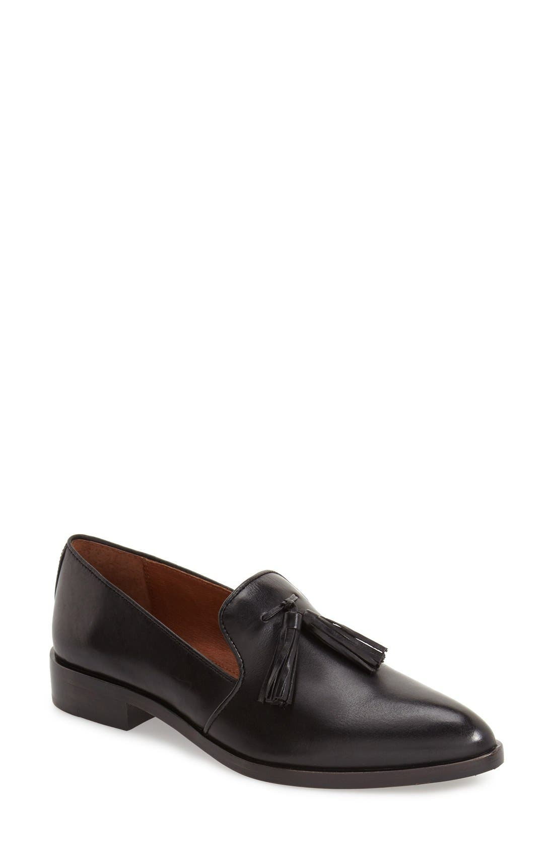 Alternate Image 1 Selected - Frye 'Erica' Venetian Loafer (Women)