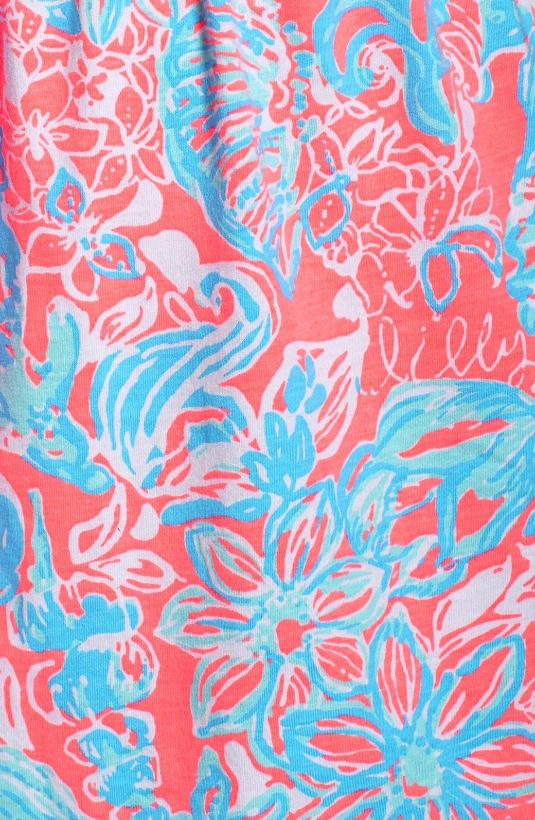 Alternate Image 6  - Lilly Pulitzer® 'Windsor' Pima Cotton Blouson Dress