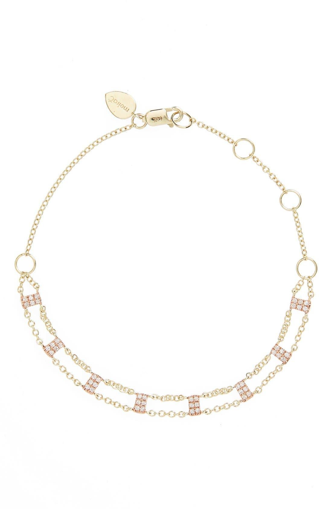 Meira T Diamond Bracelets for Women