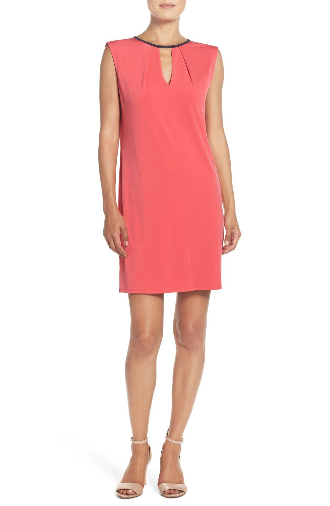 Alternate Image 4  - KUT from the Kloth Knit Shift Dress