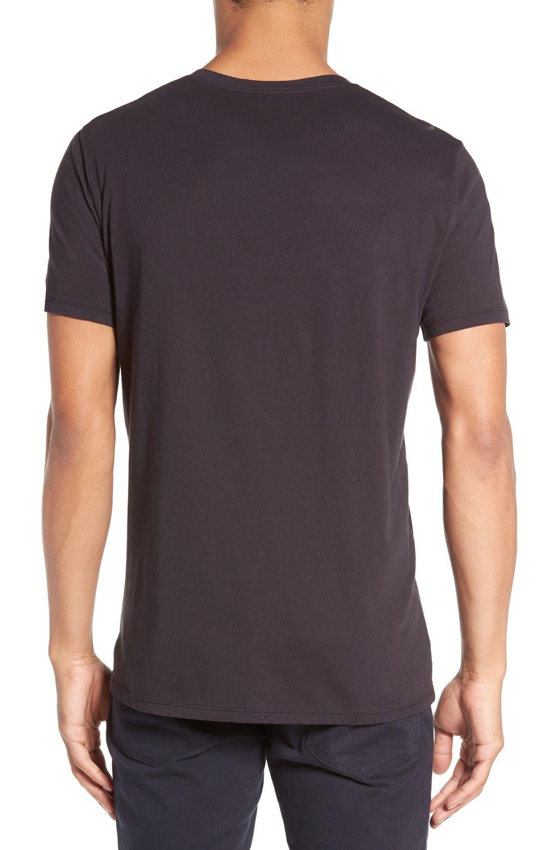 Alternate Image 2  - Vince Crewneck T-Shirt