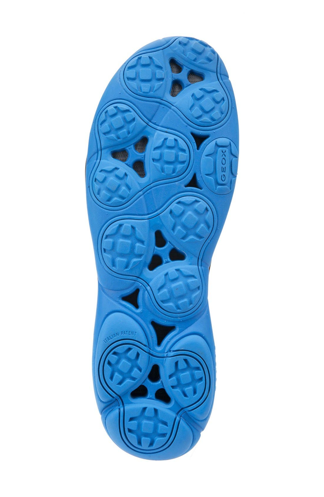 Alternate Image 4  - Geox 'Nebula 24' Slip-On Sneaker (Men)