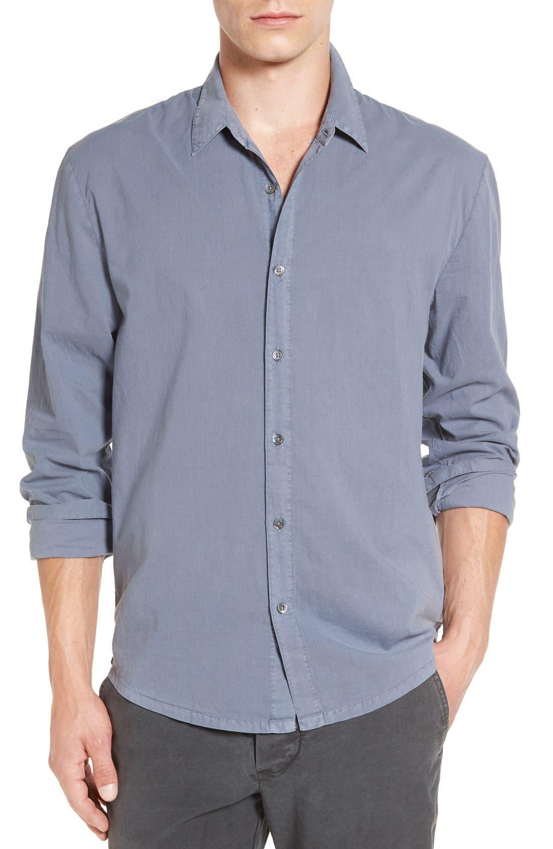 Main Image - James Perse 'Classics' Cotton Lawn Shirt