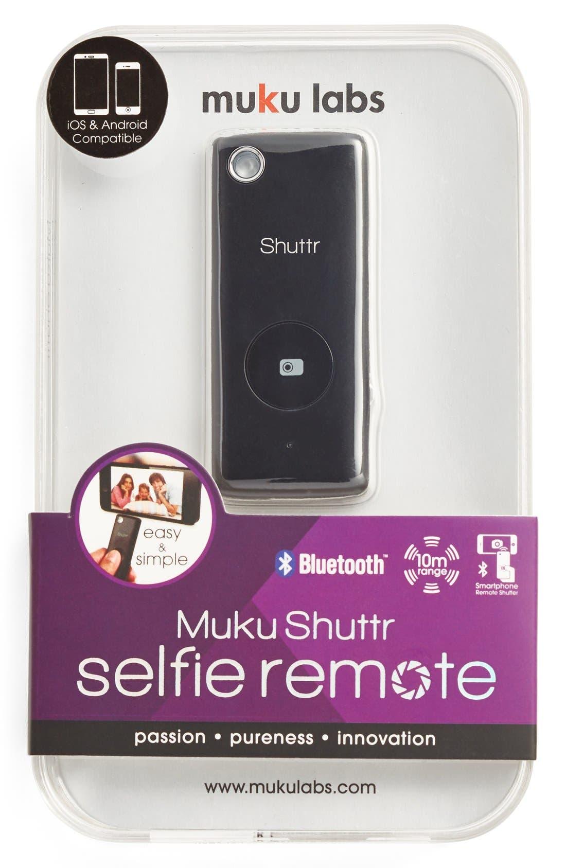 Alternate Image 2  - Muku Bluetooth® Selfie Remote