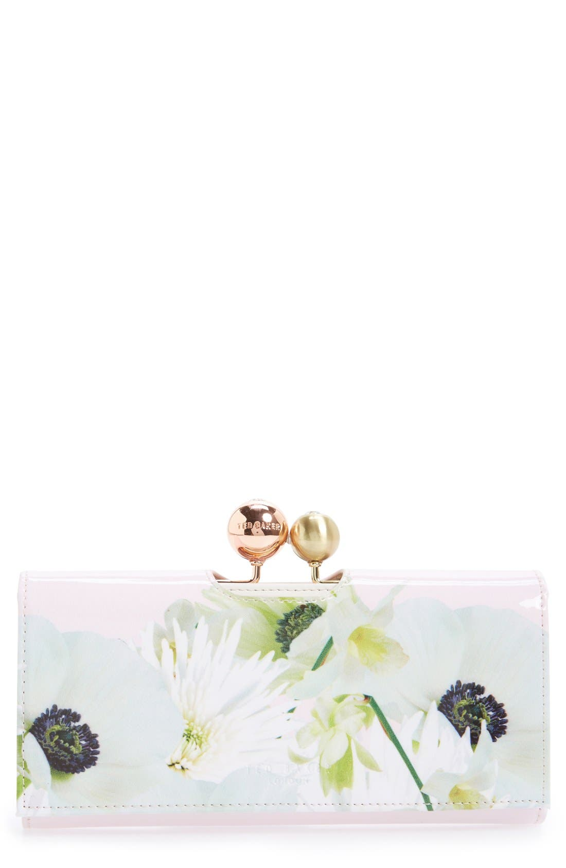Main Image - Ted Baker London 'Quinby' Matinee Wallet