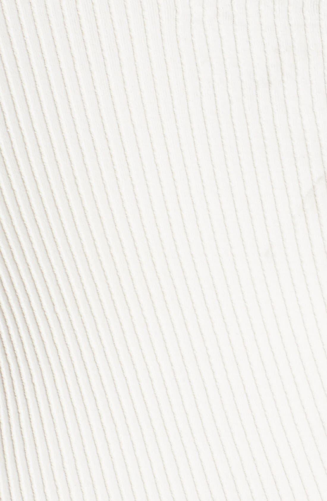Alternate Image 5  - Free People Lace-Up Rib Knit Camisole